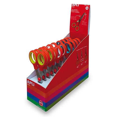 APLI School Scissors 130mm Ages 4+ each
