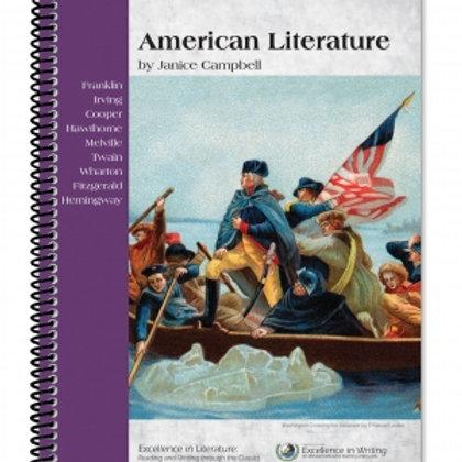 Excellence in Literature: American Literature