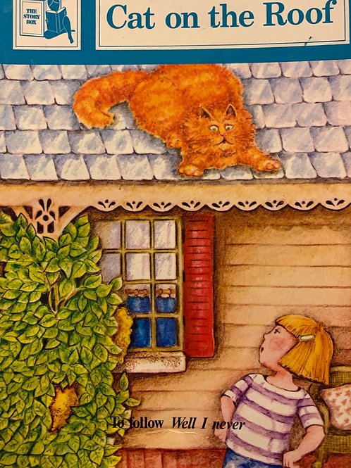 Cat on the Roof by Joy Cowley (The Story Box)