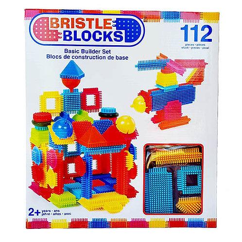 Bristle Blocks 112 Pieces