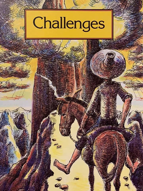 Challenges (Dimensions) Anthologies