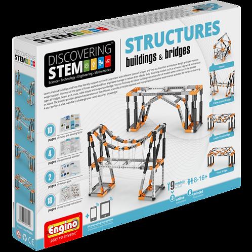 STEM Structures: Buildings & Bridges
