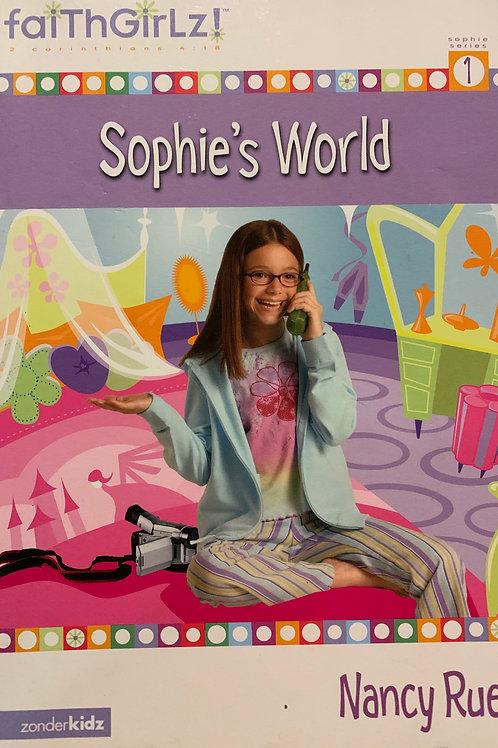 Faith Girlz: Sophie's World by Nancy Rue