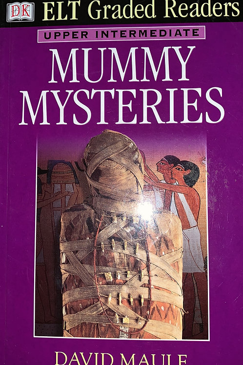 DK Reader Mummy Mysteries Upper Intermediate