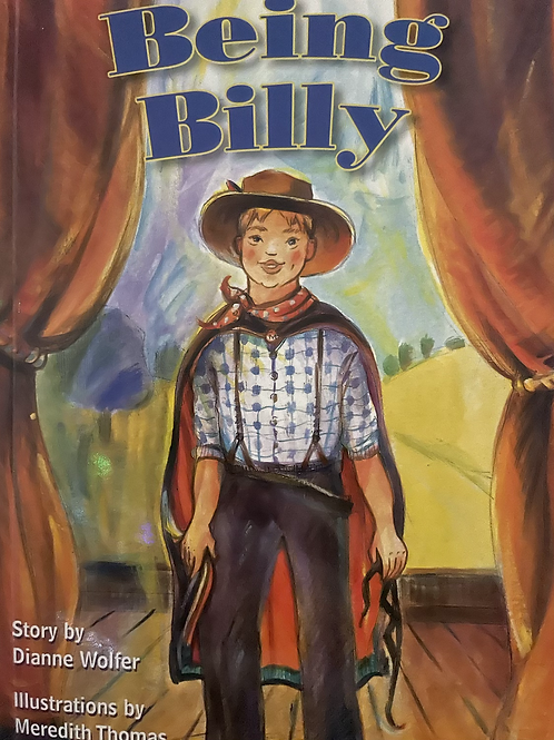 Being Billy Chapter Level 30 (PM)