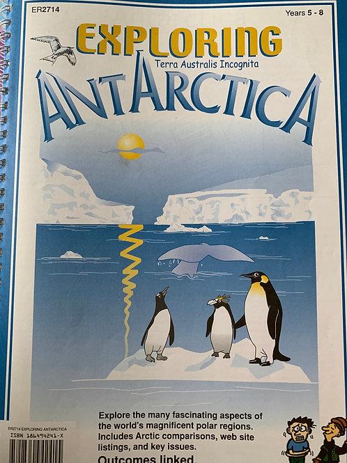 Exploring Antarctica (E&R Publ.) Year 5-8 BLMs
