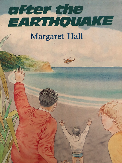 After the Earthquake by Margaret Hall