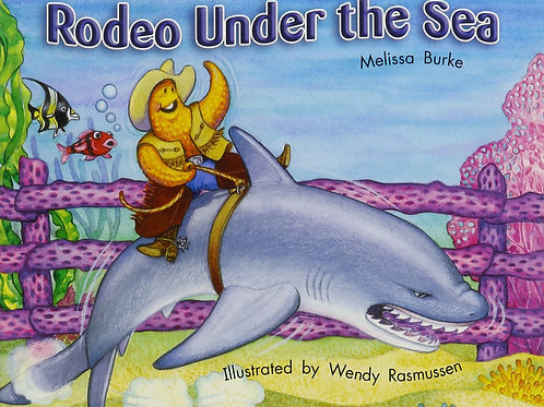 Rodeo Under The Sea Level 15 (MacMillan Beetle Box)