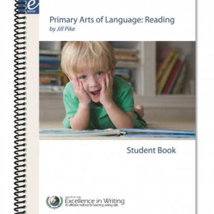 Primary Arts of Language: Reading Student Book (Double Book)