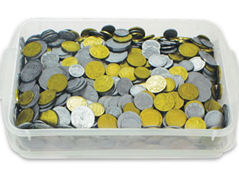 Coin Reserve 1020 Pieces in Container
