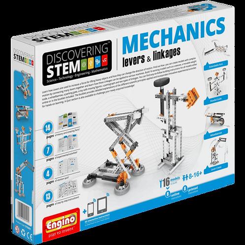 STEM Mechanics: Levers & Linkages