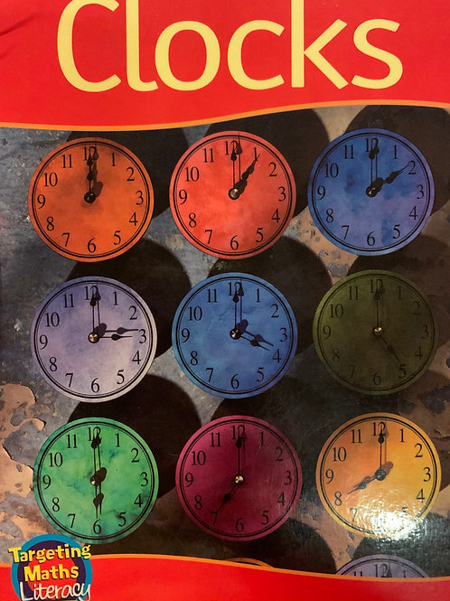 Clocks Level 13 (Targeting Maths Literacy)