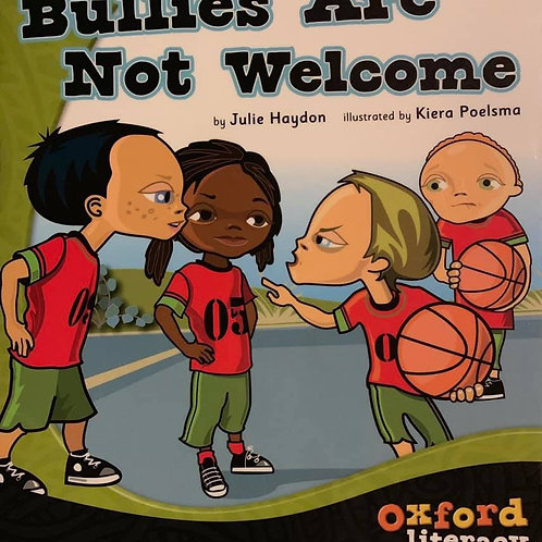 Bullies Are Not Welcome Level 7