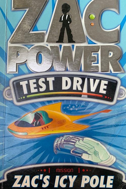 ZAC Power: Zac's Icy Pole