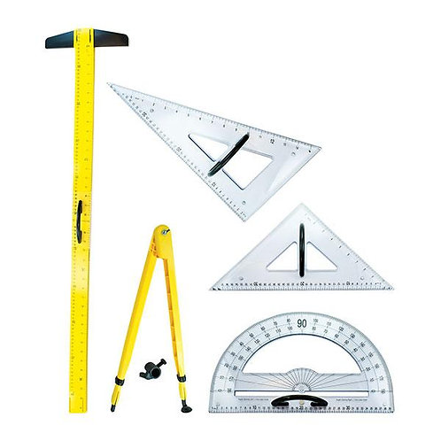 Whiteboard Tools Compete Set 6 Pieces $69.95