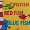 Thumbnail: Dr Seuss One Fish Two Fish Red Fish Blue Fish (Blue Pre-Readers Rhymes & Repetit