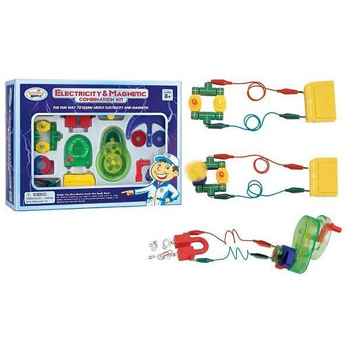 Electricity & Magnetic Combination Kit