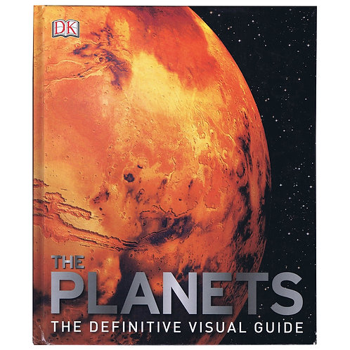 DK The Planets - The Definitive Visual Guide
