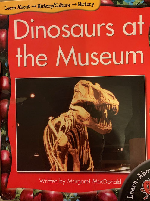 Dinosaurs at the Museum Level 8 (Learn Abouts) Level