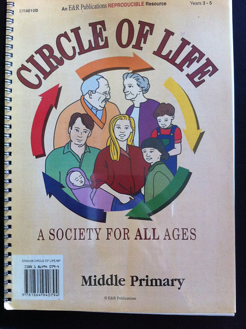 E&R Publications: Circle of Life Middle Primary