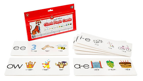 Double Sound Giant Flashcards