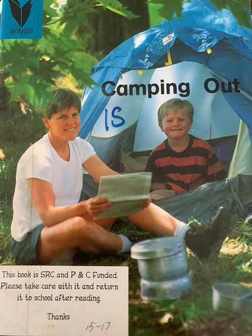 Camping Out Level 15-17