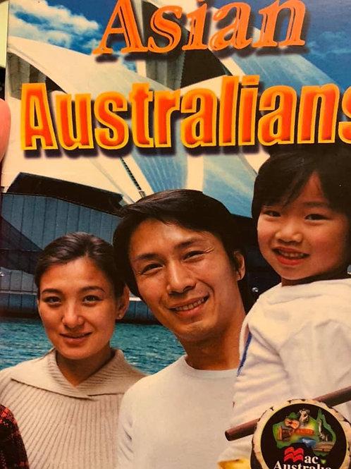 Asian Australians Level 25/26
