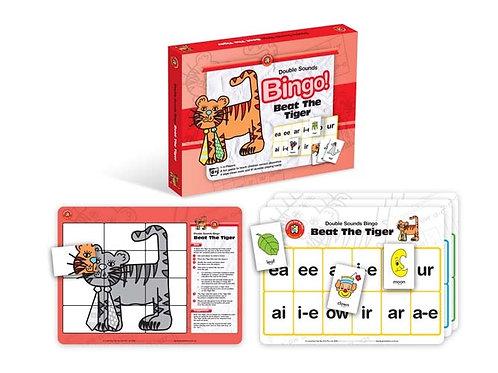 Beat The Tiger (Double Sounds) Bingo