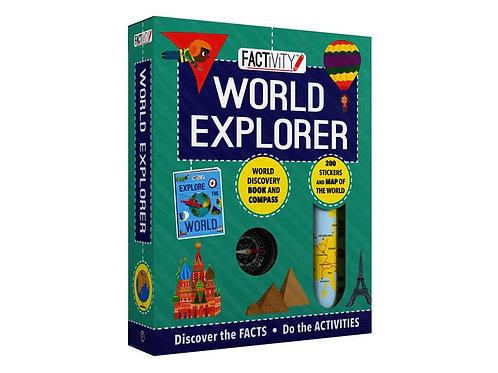 Factivity World Explorer Kit