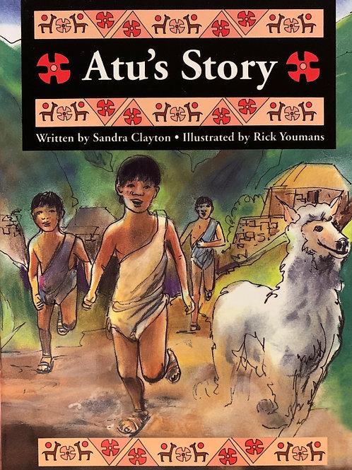 Atu's Story Level 19 (MacMillan Take Home)