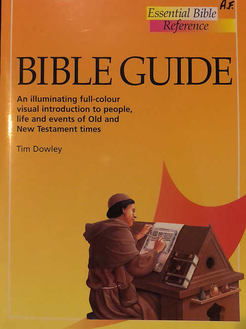 Bible Guide (Essential Reference Series)