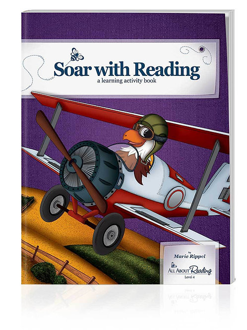 AAR: Level 4 Soar with Reading Activity Book Colour Version