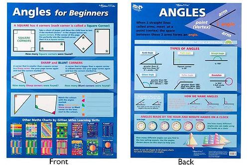 Angles Poster (Gillian Miles)