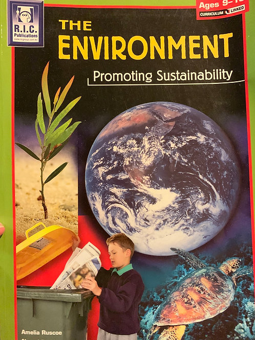RIC Publications: The Environment Ages 9-10