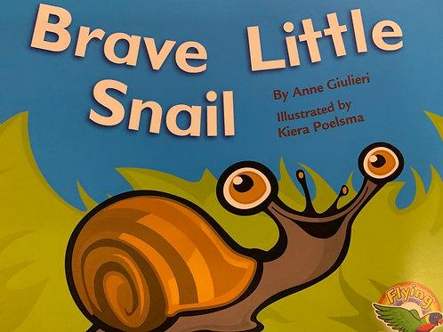 Brave Little Snail Level 5 (Thomson Nelson)