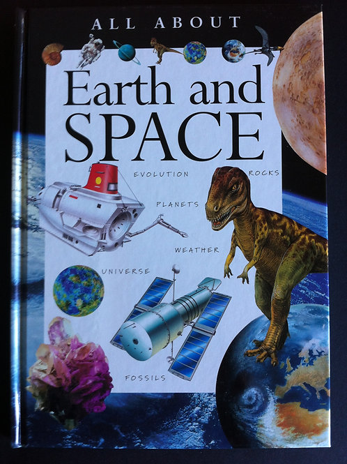 All About Series: Earth and Space Hardcopy
