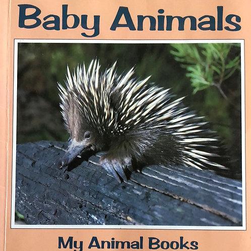 Baby Animals (My Animals Books)