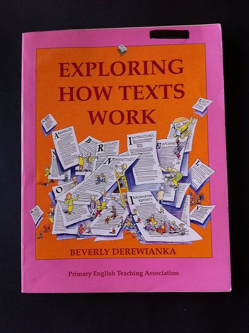 Exploring How Text Works