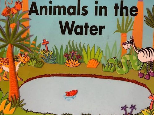 Animals In The Water Level 3/4/5 (Galaxy)
