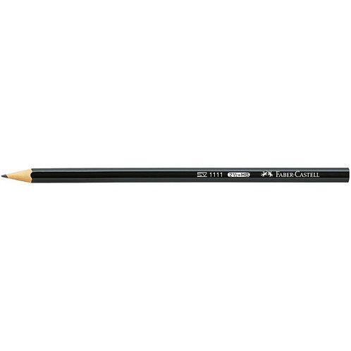 Faber-Castell Graphite 1111 Pencil HB 60c each