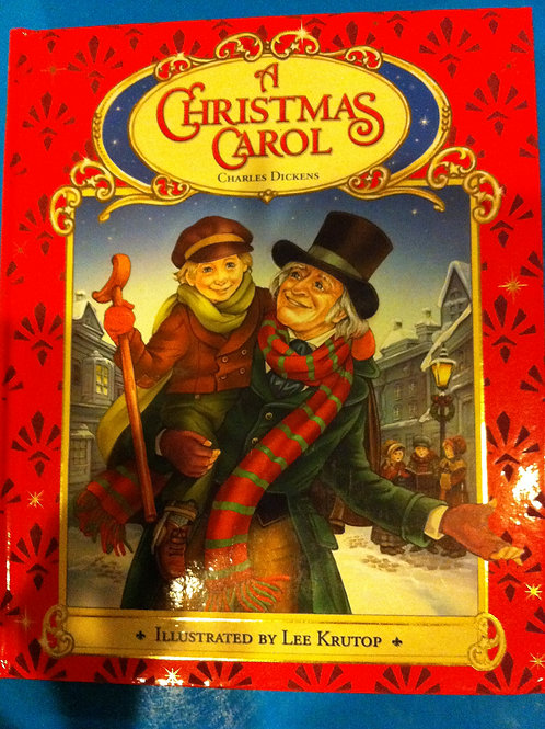 Charles Dickens A Christmas Carol - A Pop-Up Book