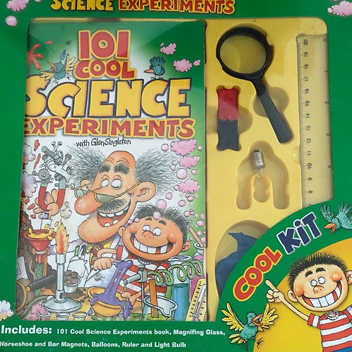 101 Cool Science Exiperiments