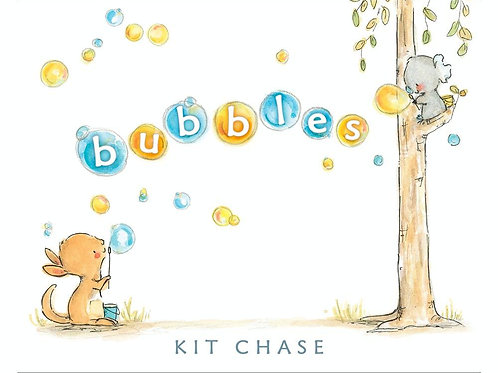 Bubbles by Kit Chase Hardcover