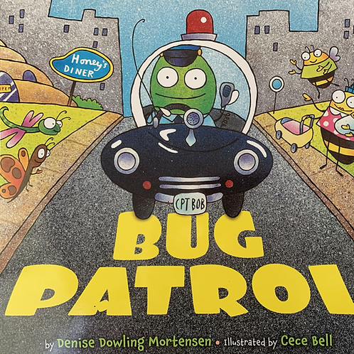 Bug Patrol Level 3 (Springboard Connect) Larger Book
