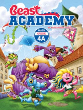 Beast Academy 4A