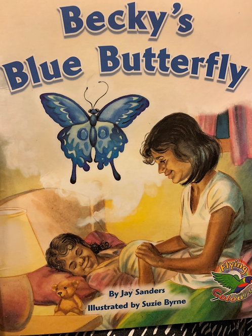 Becky Blue Butterfly (Thomson Nelson) Level 23
