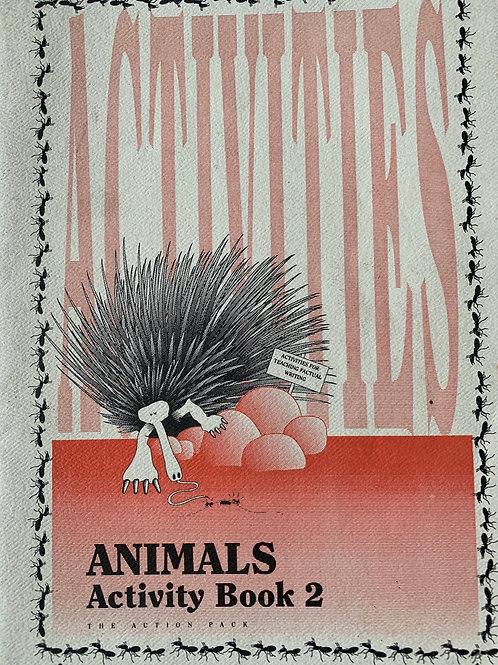 Animals Activity Book s
