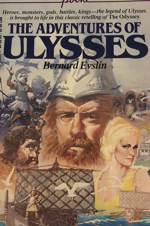 Adventures of Ulysses by Bernard Evslin