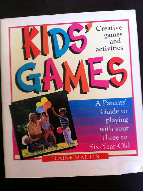 Kids' Games: Creative Games and Activities