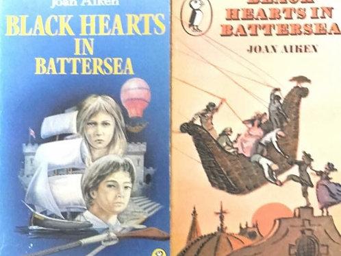 Back Hearts in Battersea by Joan Aiken